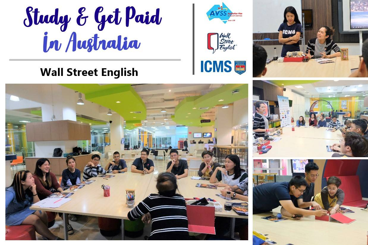 Wall Street activity with ICMS