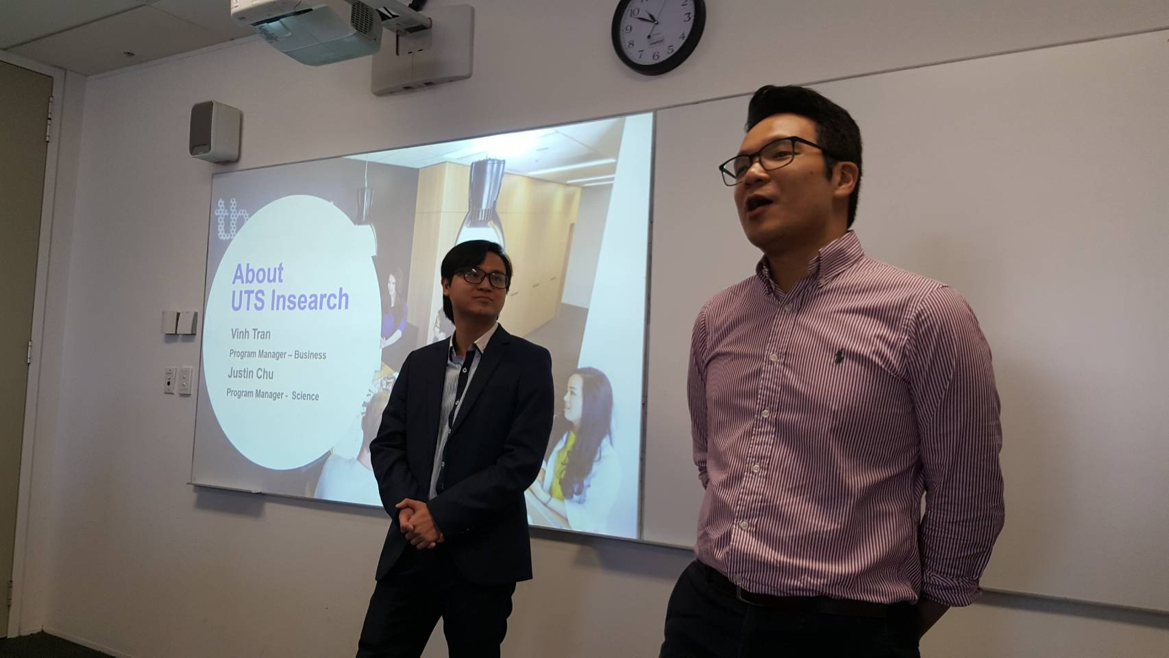 UTS INSEARCH  EDUCATION TRAINING WORKSHOP